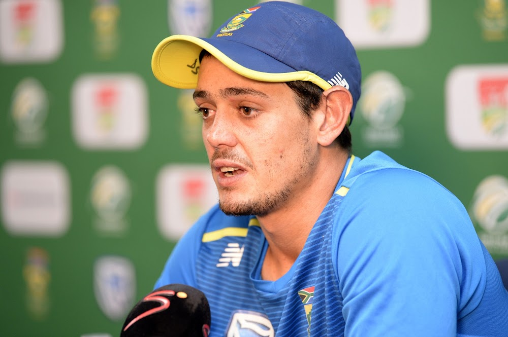 Laura Wolvaardt and Quinton de Kock win at Cricket SA awards