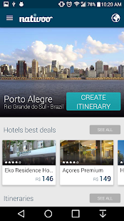 Porto Alegre POA Travel Guide- screenshot thumbnail