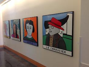 Photo: Bellevue Regional Library Zimmer Gunsul Frasca Partnership 1993  Le Corbusier made the cut