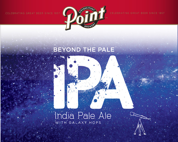 Logo of Stevens Point Beyond the Pale IPA