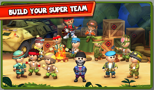 The Troopers: minions in arms screenshot 15