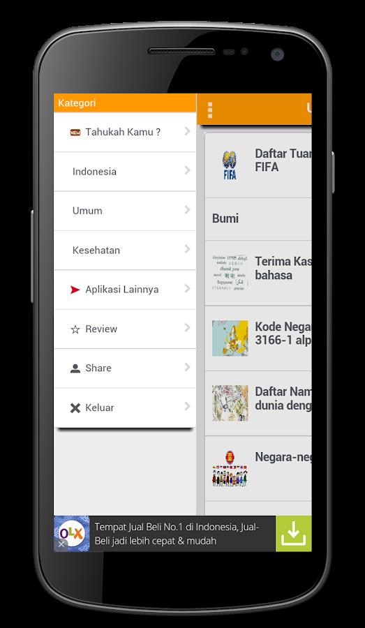 Ilmu Pengetahuan Umum - Android Apps on Google Play