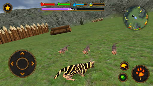 Clan of Cats screenshot 3