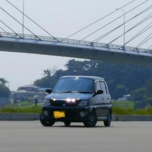 プレオ  L typeS  4WD  CVT マイルドチャージのカスタム事例画像 くろぼーんさんの2018年07月18日14:35の投稿
