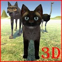 Animated 3d pets for kids
