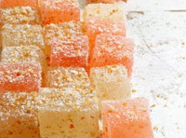 Coconut Gumdrops Recipe