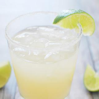 Guava Margaritas.