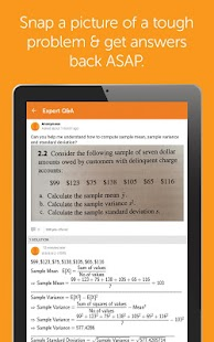 Chegg Textbooks & Study Help- screenshot thumbnail