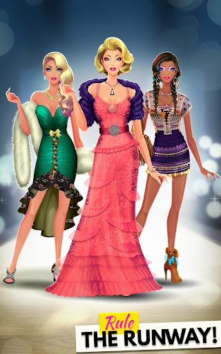 Fashion Diva: Dressup & Makeup screenshot 10