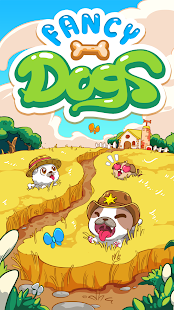 Fancy Dogs - Pup dress up Hack for the game