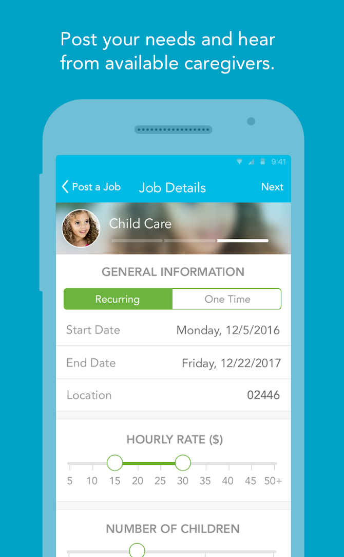 Care.com Android 2