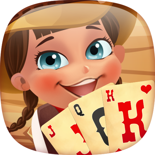 Solitaire match cowboy (game)