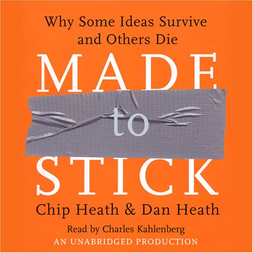 Nonprofit Book: Made to Stick