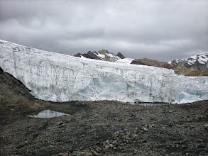 Photo: What is left of Pastoruri.