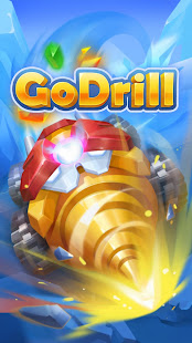Game Go Drill - Idle Mining Crush APK for Windows Phone