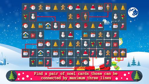 Connect 2 Picachu Noel Xmas