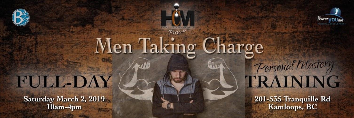 Men Taking Charge - Full Day Training Workshop