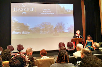 Photo: Marilyn Russell - Adjunct Faculty, Haskell Indian Nations University