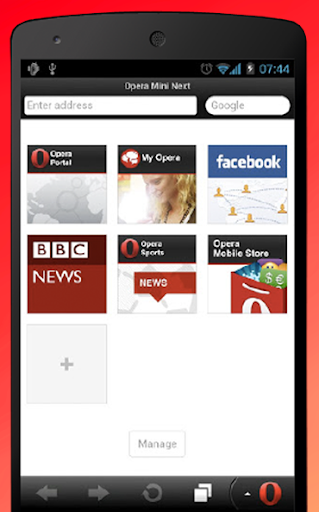 Fast Opera Mini Browser Tips.. for PC