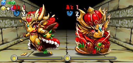 キングダイヤドラゴンの逆襲-4F
