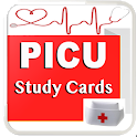 PICU Pediatric Intensive Care Unit Study Cards Q&A icon