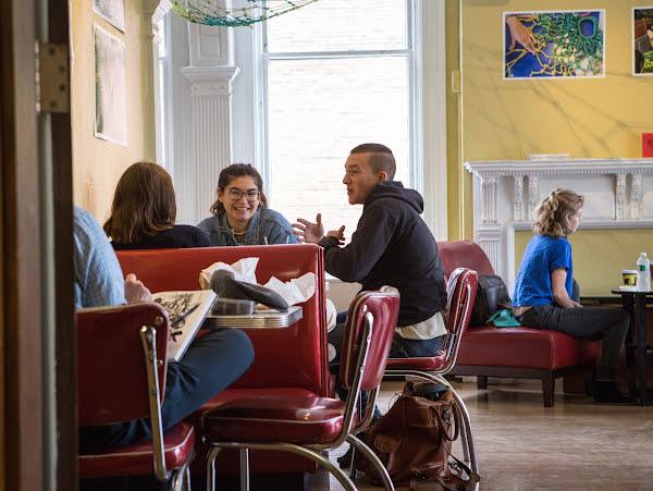 Carr Haus Café