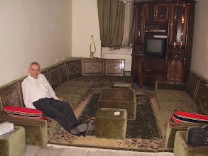 Photo: Damascus szállás 2007 március