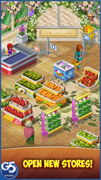 Supermarket Mania® Journey v1.4.405 [Mod]
