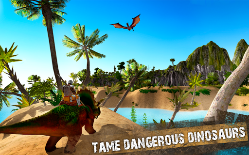 The Ark of Craft: Dinosaurs Survival Island Series 3.3.0.2 screenshots 1