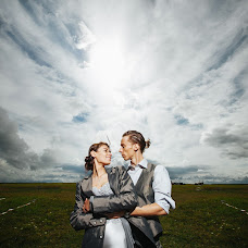 婚礼摄影师Sergey Kurzanov(kurzanov)。21.10.2015的照片