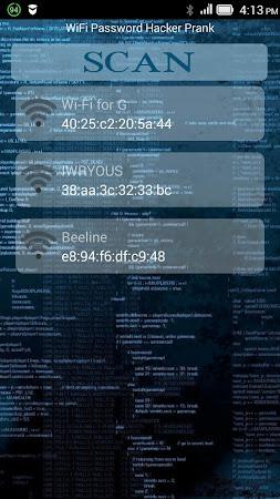 WiFi Password Hacker Prank 1.4.1 Apk, Free Entertainment ...