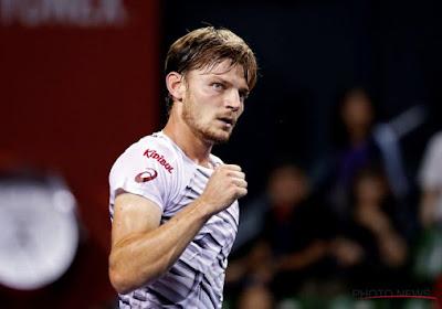 European Open: Enfin la joyeuse entrée de David Goffin