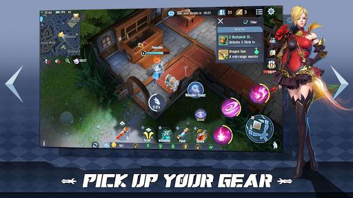 Survival Heroes - MOBA Battle Royale 2.0.2 screenshots 4