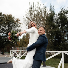 Wedding photographer Nikolay Lukyanov (lucaphoto). Photo of 26.10.2017