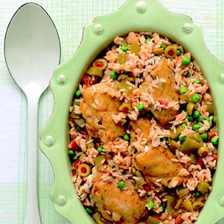 Spanish Chicken and Rice