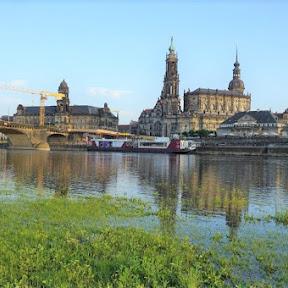 【世界の街角】エルベ川のフィレンツェと呼ばれる東ドイツの古都・ドレスデンのバロック建築群を巡る