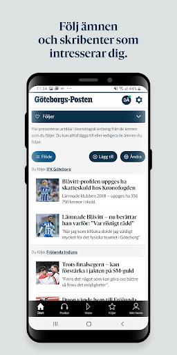 Gu00f6teborgs-Posten 5.1.0 screenshots 3