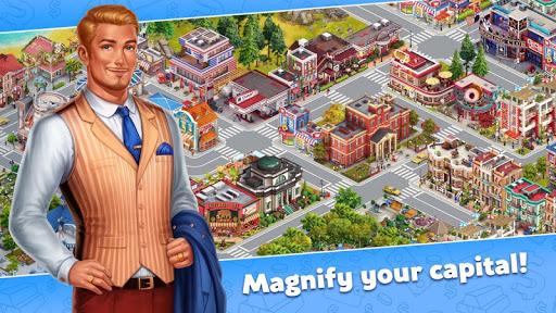 Golden Valley City: Build Sim screenshot 5