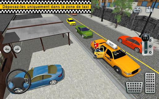 Code Triche ville Taxi chauffeur sim 2016: multijoueur taxi 3d APK MOD screenshots 4