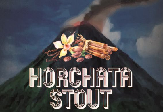 Logo of Pacific Plate Horchata Stout