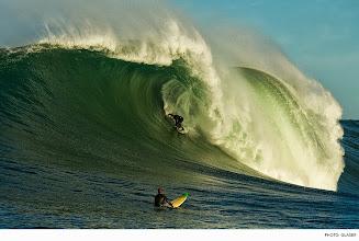 Photo: Photo of the Day: Shane Dorian, Mavericks. Photo: Glaser #Surfer #SurferPhotos
