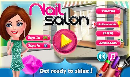 Princess Nail Salon 1.1.3 screenshot 1724180