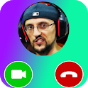 Video Call for Fgteev And Chat Simulator icon