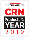 CRN의 2019년 Products Of The Year(올해의 제품) 로고