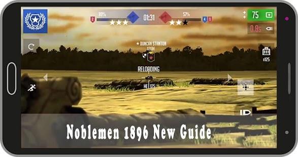 New Guide for Noblemen 1896 - náhled