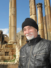 Photo: Our guide in Jerash