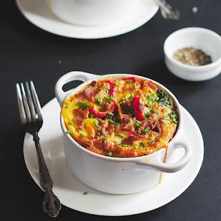 Paleo Breakfast Casserole.