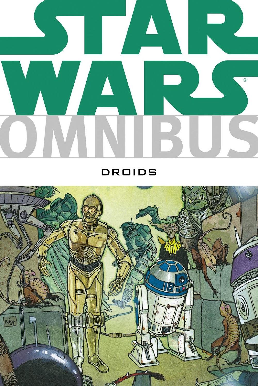 Star Wars Omnibus: Droids (2008)
