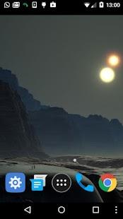 wallpaper planet - náhled