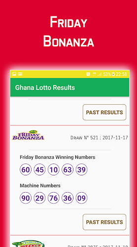Download Ghana Lotto Results APK latest version App by Mobilitydev